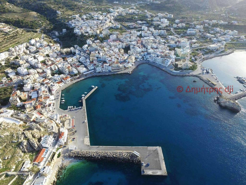 Capital of Karpathos
