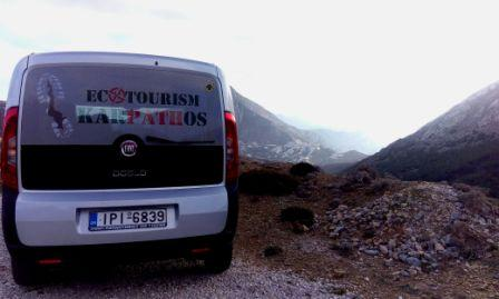 karpathos rent a car